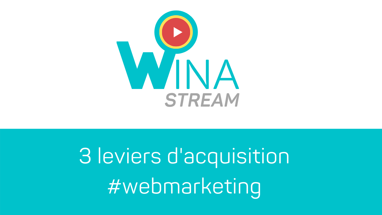 You are currently viewing 3 leviers d'acquisition de trafic